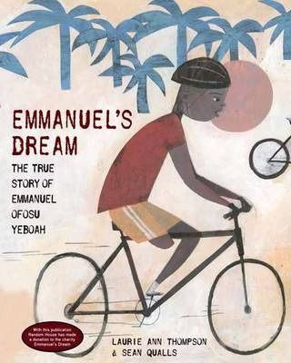 Emmanuel Ofosu Yeboah's inspiring true story--which was turned into a film, Emmanuel's Gift, narrated by Oprah Winfrey--is nothing short of remarkable. Born in Ghana, West Africa, with one deformed leg, he was dismissed by most people--but not by his mother, who taught him to reach for his dreams. As a boy, Emmanuel hopped to school more than two miles each way, learned to play soccer, left home at age thirteen to provide for his family, and, eventually, became a cyclist. He rode an…