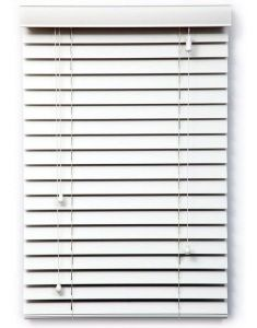 PVC Venetian Blinds 50mm | Super Blinds Mart - PVC Venetian Blinds has the look and feel of timber but PVC Venetian blinds are a PVC based material which won't crack, warp or split in moist conditions. To know more, visit https://www.superblindsmart.com.au/readymade-venetian-blinds