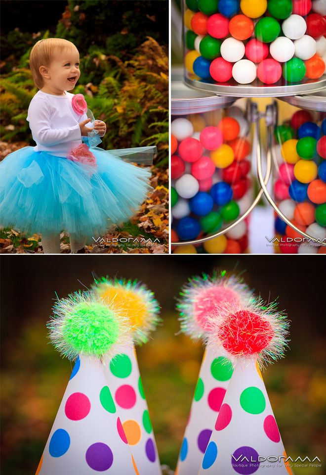 CUTEST Polka Dot Birthday Party!