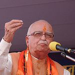 Lal Krishna Advani is an Indian politician and a senior leader of the Bharatiya Janata Party. Advani served as Minister of Home Affairs in the BJP National Democratic Alliance government from 1998 to 2004.He born was 08 November 1927 Karachi, Pakistan. itimes.com