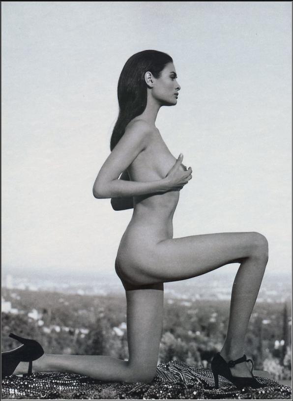charlotte lewis naked