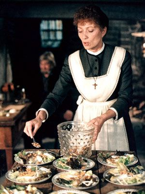 Babette's Feast (1987) - based on a story by Isak Dinesen (Karen Blixen of Out of Africa fame)