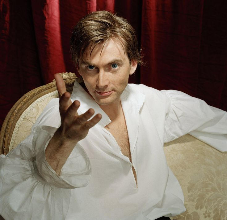 david tennant | David Tennant Casanova Publicity Shots (2005)