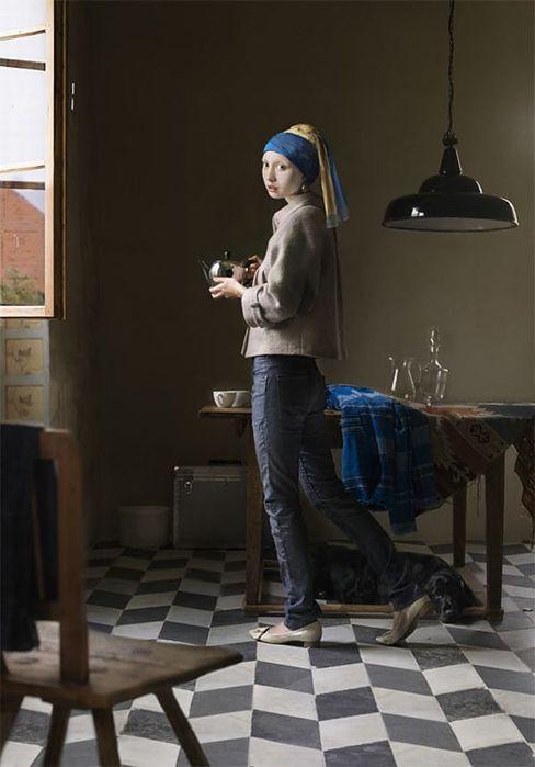 Vermeer updated.