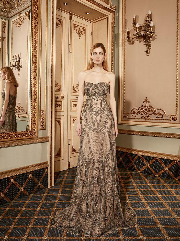 YolanCris Couture FW17  #YolanCris #Eveningwear #fashiontrends #fashion #newcollection