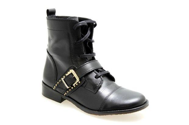Bottines SAN MARINA MIDOBA Noir - Chaussures femme