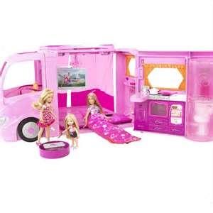 Image detail for -Barbie Glamor Camper