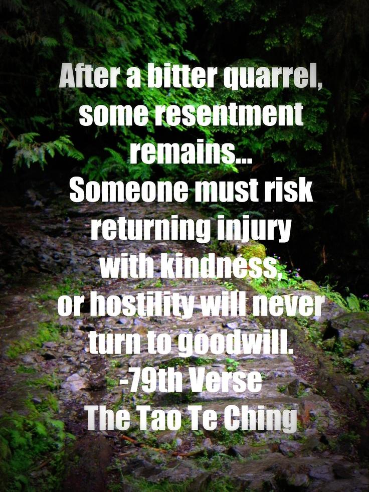 Tao Te Ching - Chapter 1