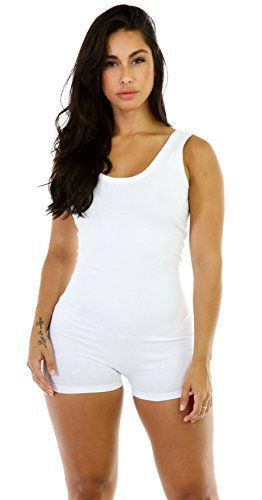 New Trending Bodysuits: Alaroo Women Running Tight Basic White Short Bodysuit,Dark-white,X-Large. Alaroo Women Running Tight Basic White Short Bodysuit,Dark-white,X-Large   Special Offer: $13.98      455 Reviews Please check your measurements to make sure the item fits before ordering. 1. Use similar clothing to compare with the size. 2. There are S/M/L/XL/XXL avaible,please kindly...
