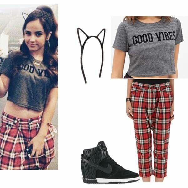 Steal her style Becky g