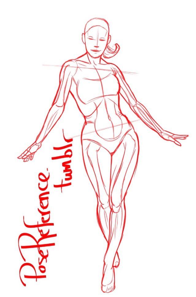 It's just a graphic of Divine Women Drawing Poses