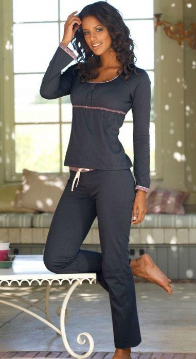Cómo coser pijamas para pantalones?