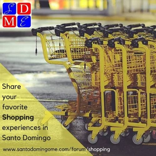 Share your shopping experiences in our Forum. www.SantoDomingoME.com/forum/shopping #santodomingo #rd #republicadominicana #shopping #santodomingord #dominican #dominicanrepublic #dominicana #dominicanalotienetodo #dominicanhasital