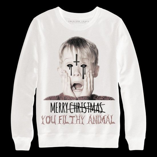 Satanic Christmas Sweater.Kaitlin Klein Kklein124 On Pinterest