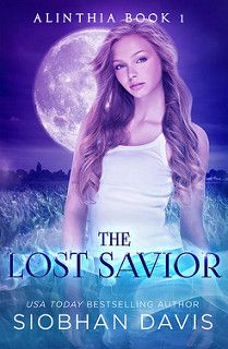 Cover Reveal: The Lost Savior by Siobhan Davis