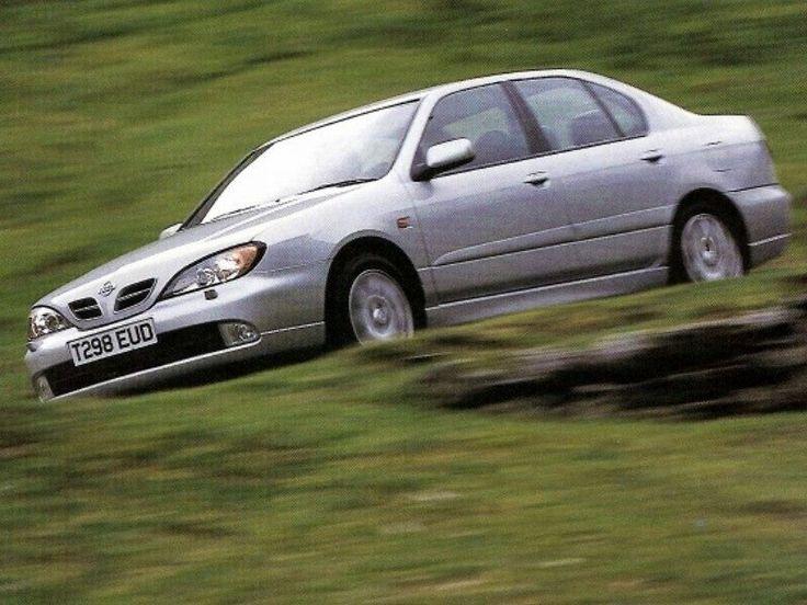 Nissan Primera facelift