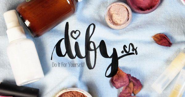 DIFY - do it for yourself! - Udělej to pro sebe! - | Tak trošku lifestyle blog zdravě