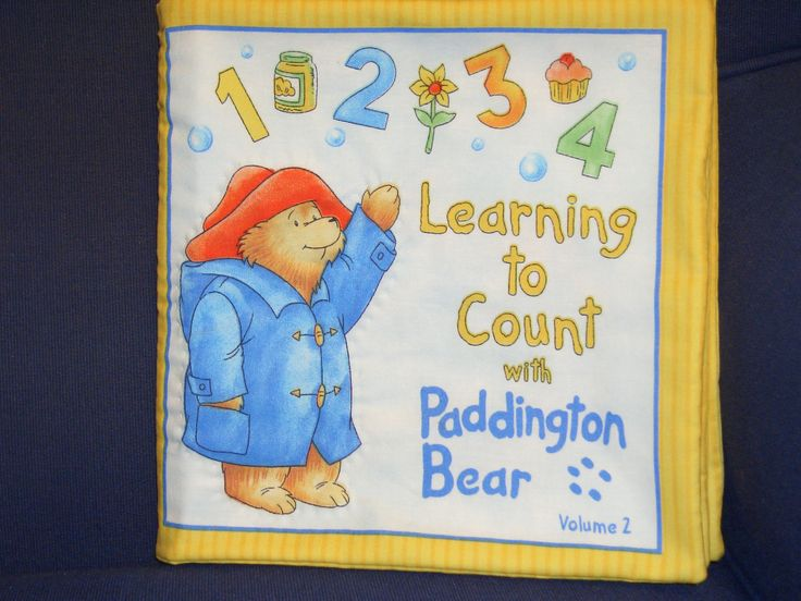 learning to count book