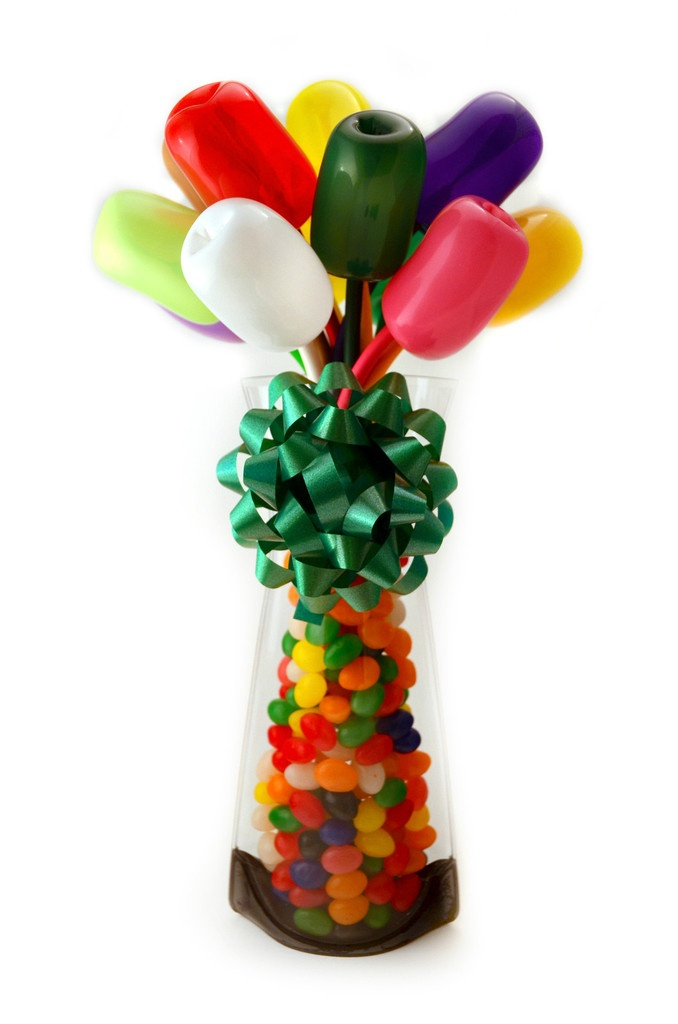 Best images about balloon flower bouquets on pinterest