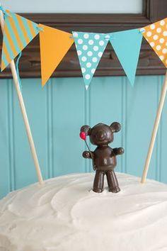 Color Party: festa cachinhos dourados e os 3 ursos