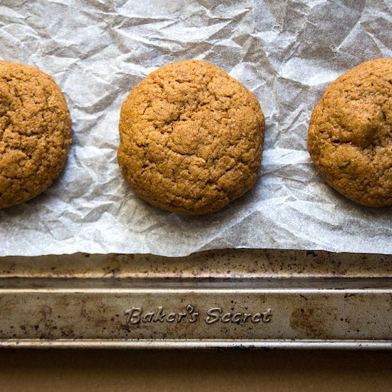 Triple Ginger Cookies. Chewy, gingery, whole grain cookies, perfect ...