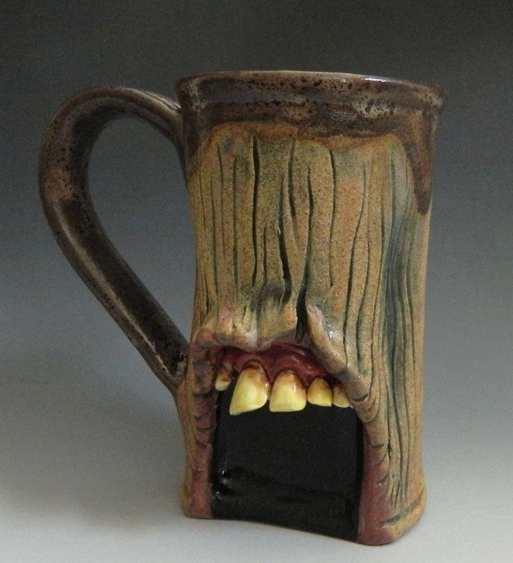Ceramic Mugs For Sale Part - 48: Unearthed Zombie Mug- FOR SALE By ~thebigduluth On DeviantART