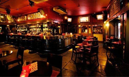 Bar Soho - London