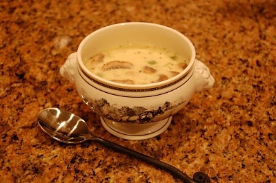 soup creamy beef mushroom and wild rice soup czech in the kitchen wild ...
