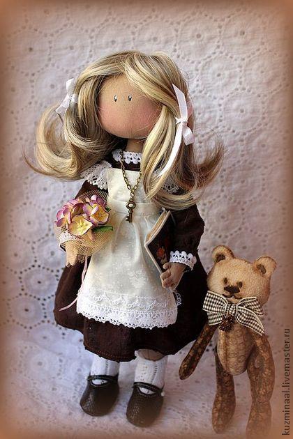 Bonecas artesanais colecionáveis. Mestres - Feira artesanal de motoniveladoras coleção de bonecas. Handmade.
