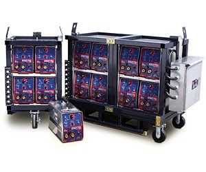 #Stick #welding machines, also known as shielded Metal Arc Welding (SMAW) or covered electrode welding, is the most used arc-welding processes.