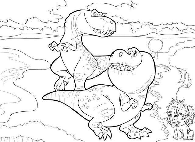 Pin By Illustration Designer On Arlo The Good Dinosaur Coloring Pages Dinosaur Coloring Pages Animal Coloring Pages Coloring Pages