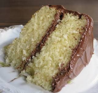 Old Fashioned Butter Cake ~ best recipes & cooking