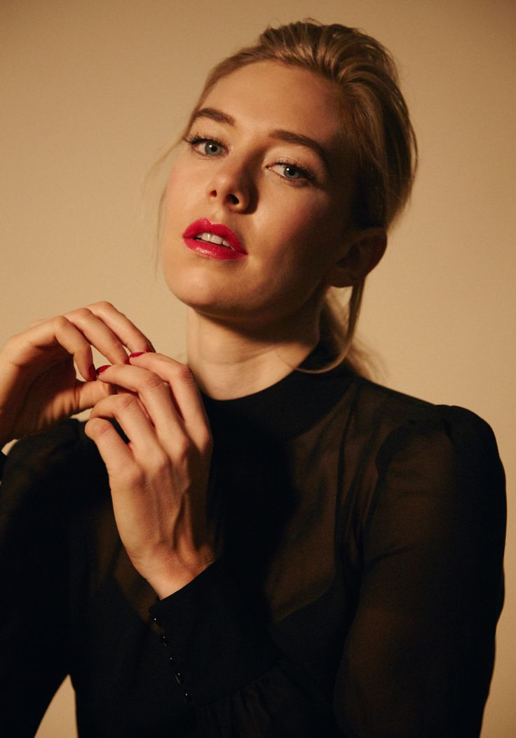 Same | The Crown's Vanessa Kirby Is Officially Our New Girl Crush from InStyle.com