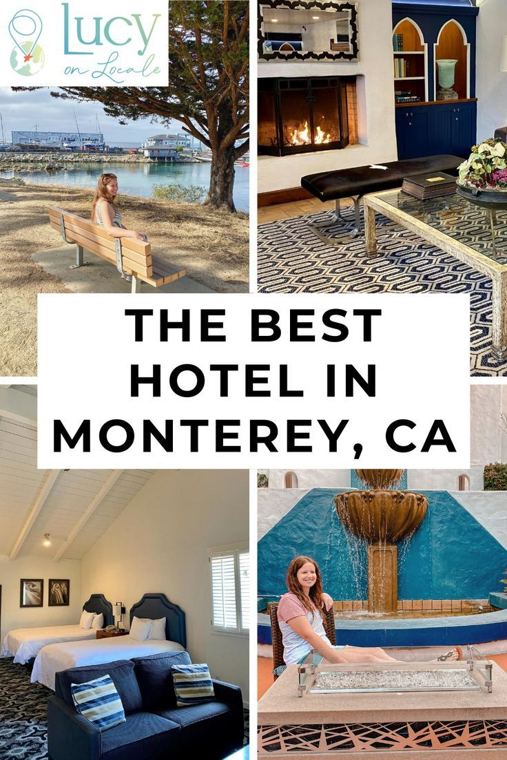 Where To Stay In Monterey California Travel California Travel Road Trips Travel Usa