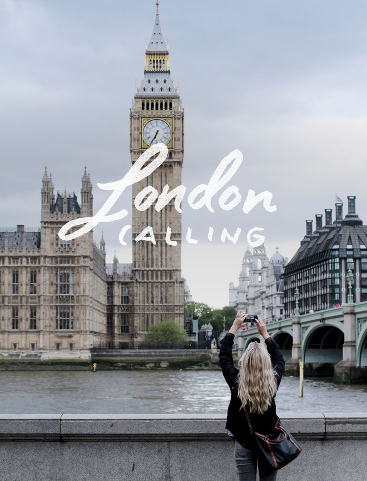 London Calling | The Fresh Exchange