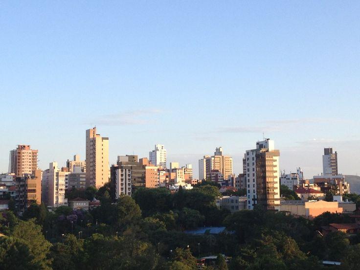 Porto Alegre in Rio Grande do Sul, Brazil