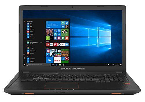 """ASUS GL753VD-GC185T - Ordenador Portátil de 17.3"""" Full HD IPS (Intel Core i7-7700HQ , 16 GB RAM, 1 TB HDD, Nvidia GeForce GTX 1050 de 4 GB, Windows 10 Home) Negro metal - Teclado QWERTY Español #ASUS #GLVD #Ordenador #Portátil #Full #(Intel #Core #RAM, #HDD, #Nvidia #GeForce #Windows #Home) #Negro #metal #Teclado #QWERTY #Español"""