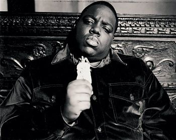 Christopher Wallace a.k.a The Notorious B.I.G. and Biggie Smalls (May 21, 1972 - March 9, 1997)