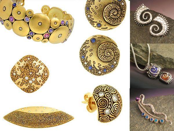 Дизайнерские ювелирные украшения - Ювелирное дело и драгоценные камни | Ювелирная мастерская Георгий