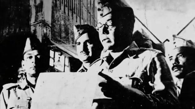 Legendary Freedom Fighter Subhash Chandra Bose & Azad Hind Fauj