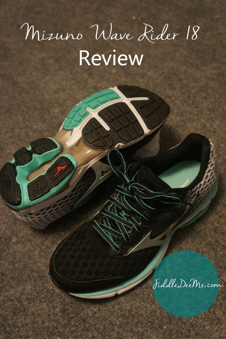 Mizuno Wave Rider 18 Review