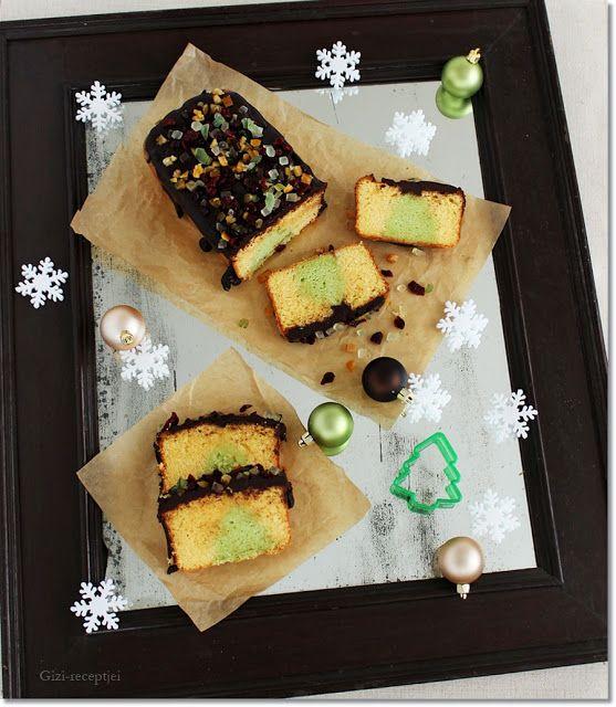 Gizi-receptjei.  Várok mindenkit.: Karácsonyi citromos kevert sütemény.