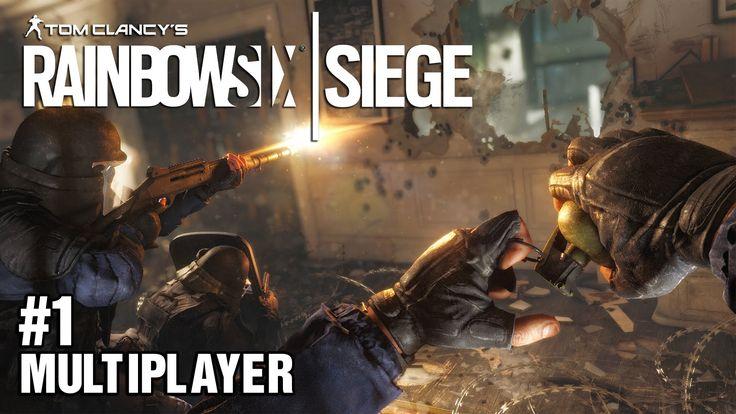 "Tom Clancy's Rainbow Six® Siege ""Beta : Multiplayer - แก๊งเกรียนบู๊เนียน..."