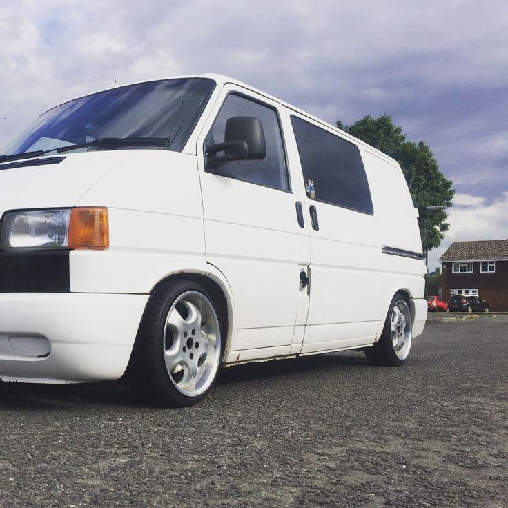 T4 vw Volkswagen campervan conversion project