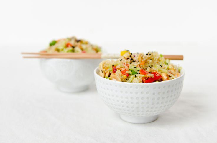 30 Healthy Vegetarian Lunch Ideas
