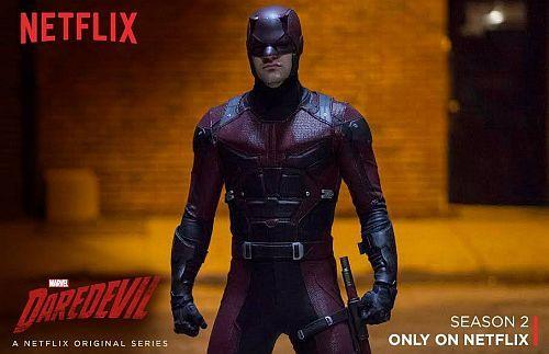 Primer avance y cartel de la 2da temporada de 'Daredevil' - TJmix tu espacio