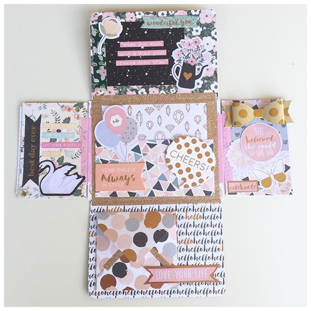 FLIP BOOK - SNAIL MAIL - HAPPY MAIL