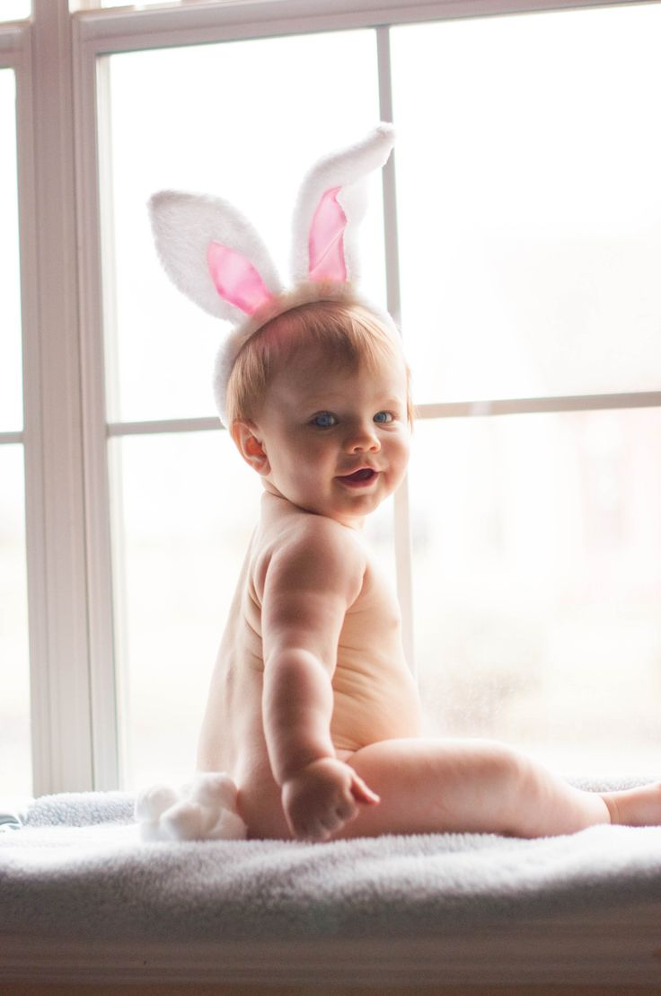 Easter baby.: Pictures Ideas, Cute Baby, Easter Pictures, Baby Bunnies, Easter Bunnies, Baby Pictures, Cute Babies, Easter Baby, Baby Photos