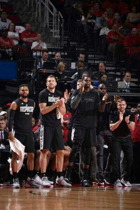 Spurs vs Rockets Playoffs 2017