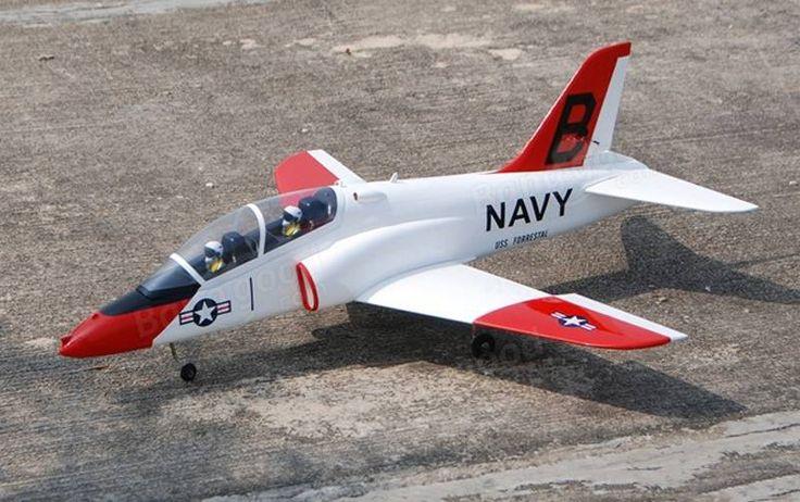 Goshawk T-45 950mm Wingspan 64mm EDF Jet EPO RC Airplane Kit